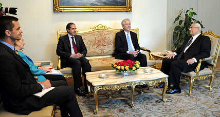 Egypt upheaval: What does US hope to accomplish in dispatching a diplomat? (+video)