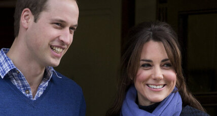 Kate Middleton on the move, but the baby's not here yet