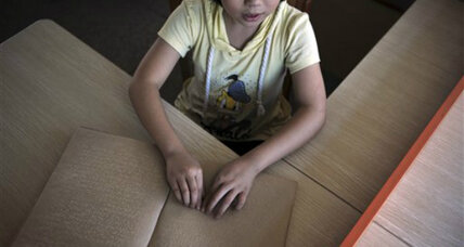 China discriminates against disabled children, report says