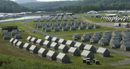 Boy Scouts of America jamboree camp excludes obese Boy Scouts