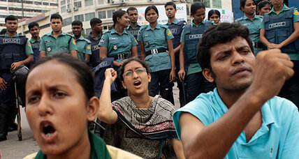 Could Bangladesh protests upend the government? (+video)