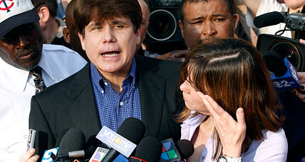 Blagojevich sought 'political deal ... in the public interest,' appeal says