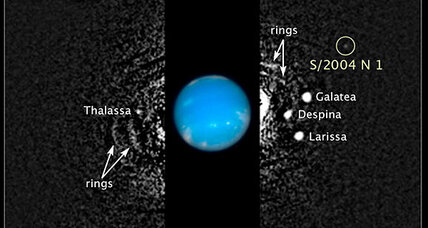 Neptune moon: Astronomer spots tiny moon orbiting eighth planet