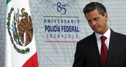 Zetas leader Treviño Morales captured: Big win for Mexico's Peña Nieto