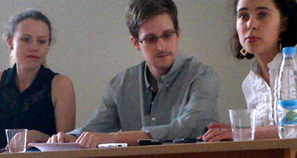 Is it wrong to be interested in Snowden?