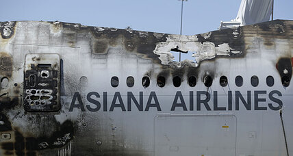 Asiana Airlines: Some passengers face long odds for compensation