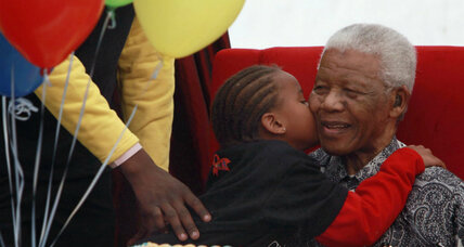 Mandela on kids and family: Top quotes
