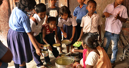 Indian school lunch tragedy reveals problems with food safety