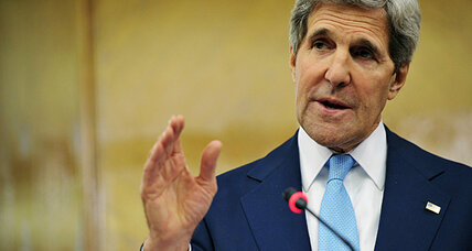 John Kerry nudges Middle East peace process: Could he be getting somewhere?