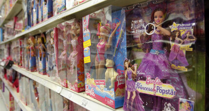 Barbie sales are down, but here's betting she's not out