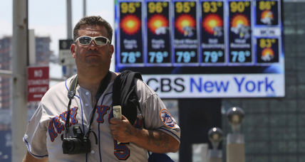 Heat wave: Northeast faces a few more scorchers. Then, relief!