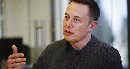 NYC to LA in 45 minutes? Tesla Motors CEO says 'Hyperloop' could do it.