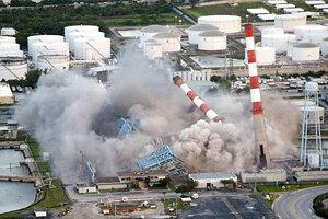 Brian Blanco/Florida Power And Light/Handout Via Reuters