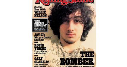Tsarnaev on Rolling Stone cover: Rock-star treatment or good journalism?