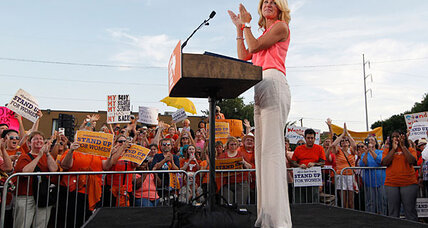 Wendy Davis goes to Washington: Did Texas abortion fight create a new star?
