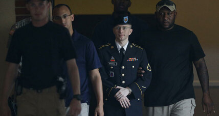 Bradley Manning trial: 'Aiding the enemy' charges stand, but hard to prove