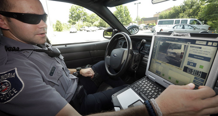 License plate scanners have allowed police to log location and movement of millions