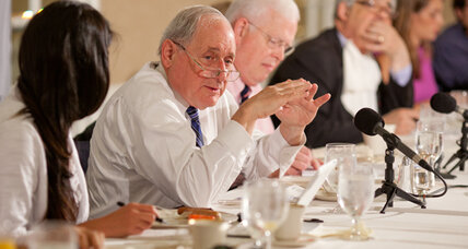 Why Sen. Carl Levin backs military's position on sexual-assault cases
