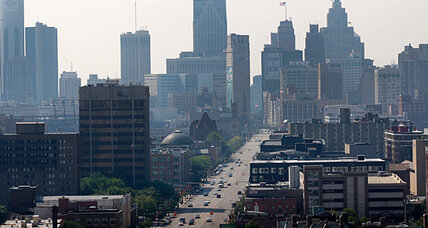 Detroit bankruptcy: Already, clock is ticking to get in and out