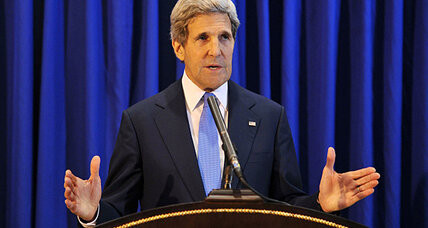 John Kerry: 'Basis' reached for renewed Mideast talks; initial round in D.C.