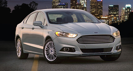 2014 Ford Fusion: Sleeker, more efficient than ever