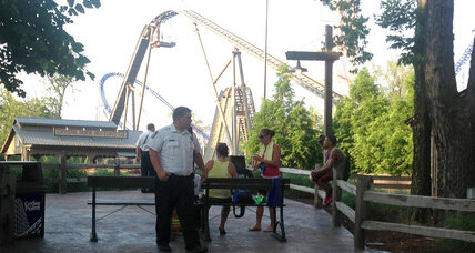 Cedar Point accident: Log flume ride malfunctions, injures 7