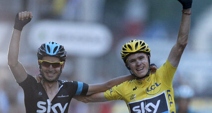 Tour de France 2013: a British win at a French passion