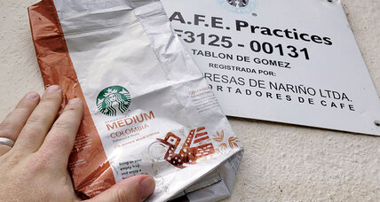 Follow your labels: Starbucks coffee farmers who never heard of Starbucks