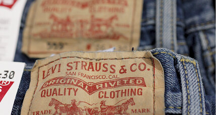 Follow your labels: There is no such thing as a blue jeans machine