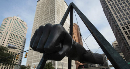 Detroit bankruptcy: The war shifts to the courts