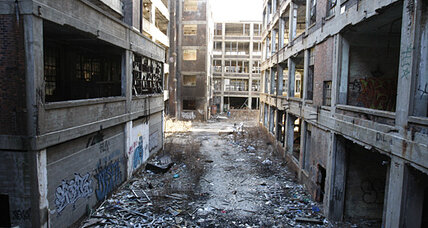 Detroit: The bankruptcy of America's social contract