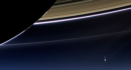 Portrait of Earth from Saturn a reminder of just how amazing we are