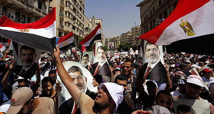 Egypt's Muslim Brotherhood scoffs at reconciliation