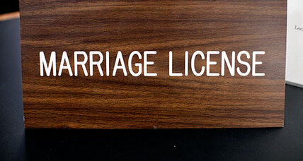 Illegal Pennsylvania gay marriage licenses show stir in 'battleground states'