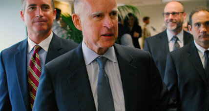 Jerry Brown: String of economic successes fuel buzz about a fourth term