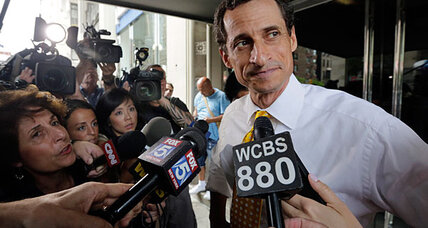 On Anthony Weiner's home turf, some sympathy but no support