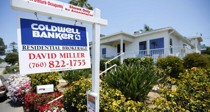 US mortgage rates tick downward again: Good news for home prices?