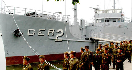 USS Pueblo: North Korea expected to unveil US captured spy ship this week