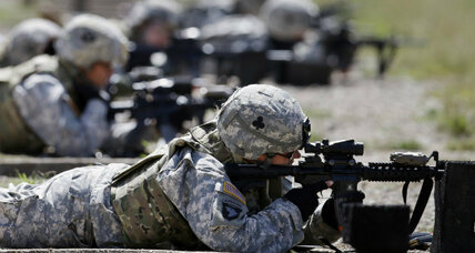 Women in combat no later than 2016, Pentagon says