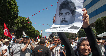 Political assassination unsettles fragile Tunisian democracy