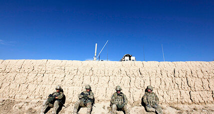 Zeroing in on the zero option for Afghanistan