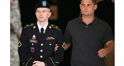 Bradley Manning trial: Leakers Julian Assange and Daniel Ellsberg weigh in (+video)