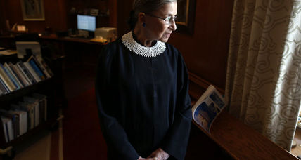 Ruth Ginsburg: Push for voter ID laws predictable