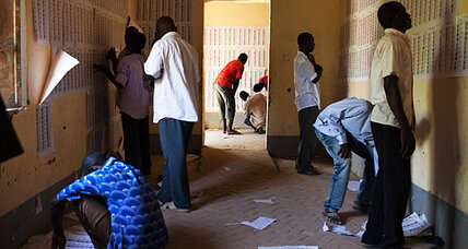 Mali has war in January, elections in July. Is this too much?