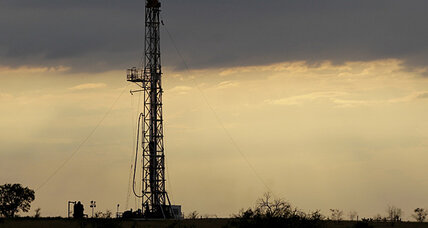 On the road in Texas, where oil is king again