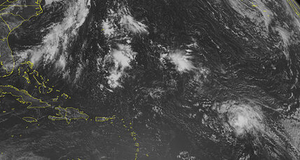 Tropical Storm Dorian weakens as it heads toward Cuba