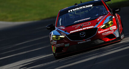 Mazda brings diesel back to racing