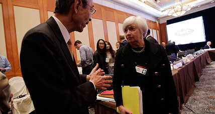 Who'll be the next Federal Reserve chief? Janet Yellen gains support.