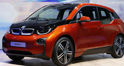 BMW i3: With electric car, BMW eyes an urban future