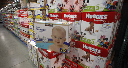 Moms struggle with the expense of diapers, study says